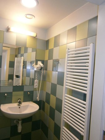Vitkov Hotel: Bathroom photo 1