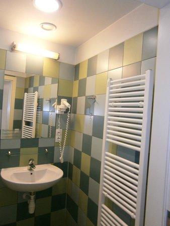 Novum Hotel Vitkov Prag: Bathroom photo 1