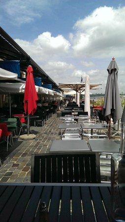 La terrasse photo de le txistu bordeaux tripadvisor for Location bordeaux terrasse