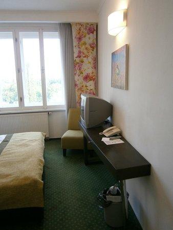 Novum Hotel Vitkov Prag: Room photo 2