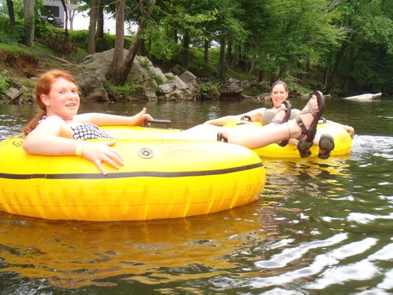 Smoky Mountain River Rat: Lovin' it!