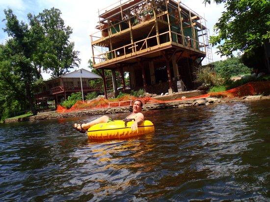 Smoky Mountain River Rat: Driftin' Along