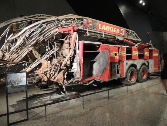 Mémorial du 11-Septembre : museum