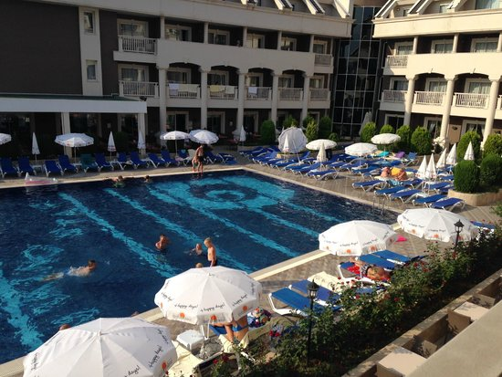 Viking Star Hotel : view from room