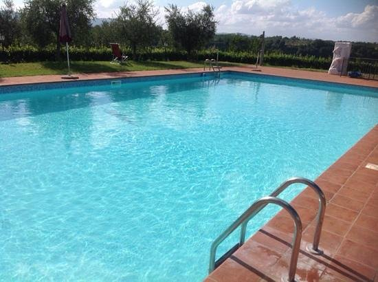 Agriturismo Savernano: pool