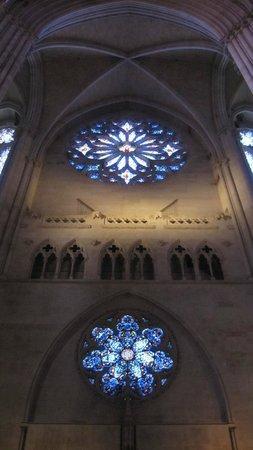 Cathedral Church of Saint John the Divine : Interior