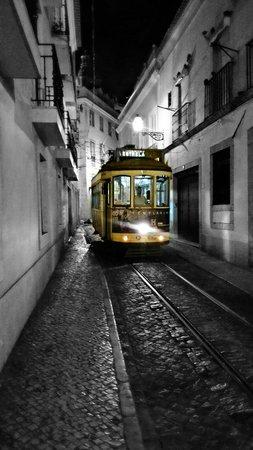 Tram 28: Lisboa Tram