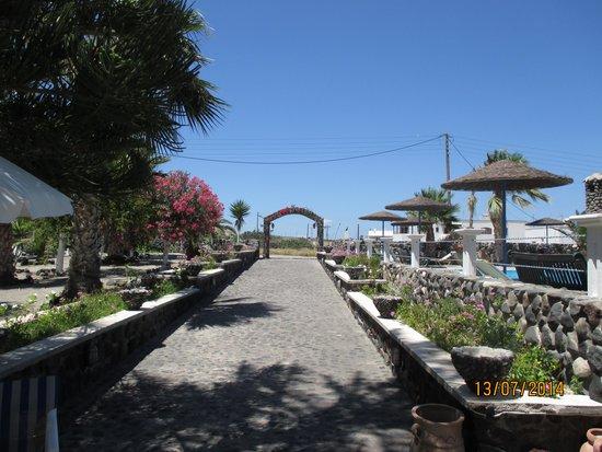 Santa Elena Hotel : Outside