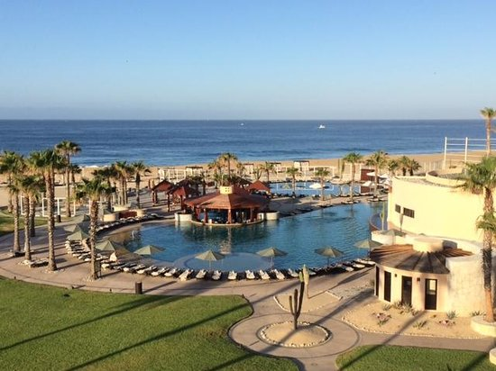 """Pueblo Bonito Pacifica Resort & Spa : """"Ocean View"""" room we moved to for less $$"""