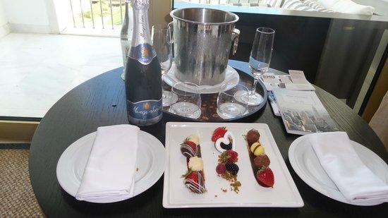 Anantara Vilamoura Algarve Resort : Surprise