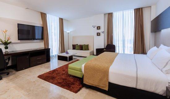 Sonesta Hotel Barranquilla: Hab 2
