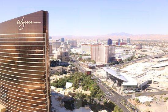Encore At Wynn  Las Vegas: room view