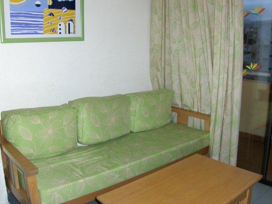 Hotel THe Anamar Suites: canape salon