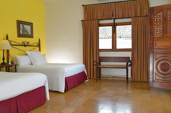 Hotel Dario: Habitacion doble sin balcon