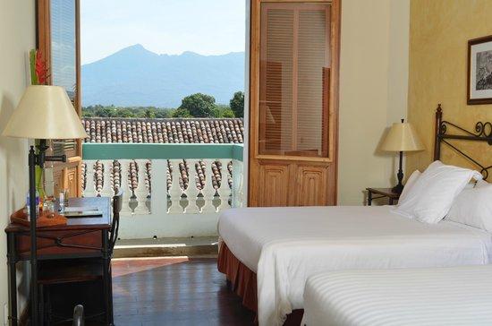 Hotel Dario: Habitacion doble con balcon