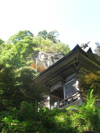 Risshaku-ji Temple: Yamadera