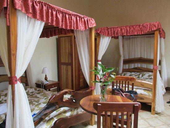 Hotel Claro de Luna: Double Room