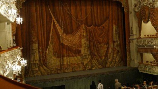 Mikhailovsky Opera and Ballet Theater: в зале