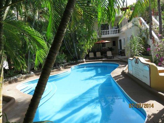Aventura Mexicana: Adult pool