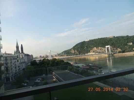 Budapest Marriott Hotel: Dia em Buda e Peste!