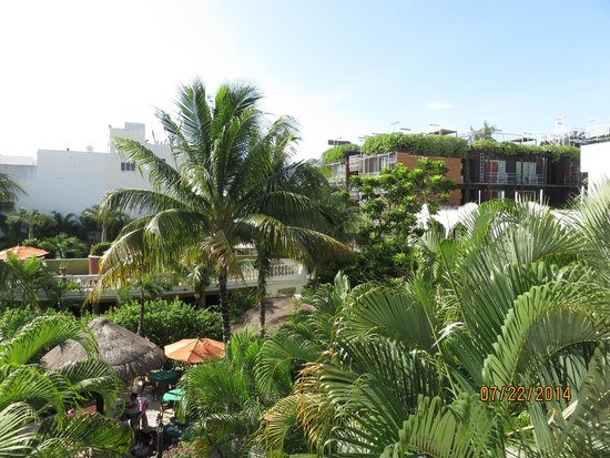Aventura Mexicana: View from balcony
