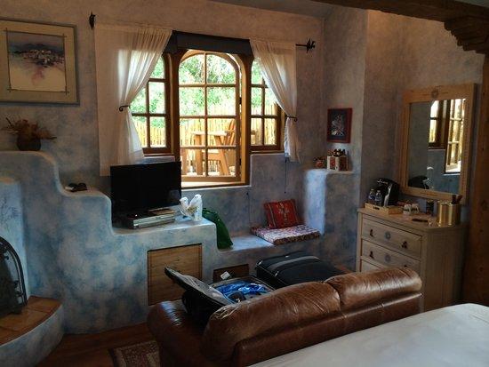 Inn on La Loma Plaza: Sky Room