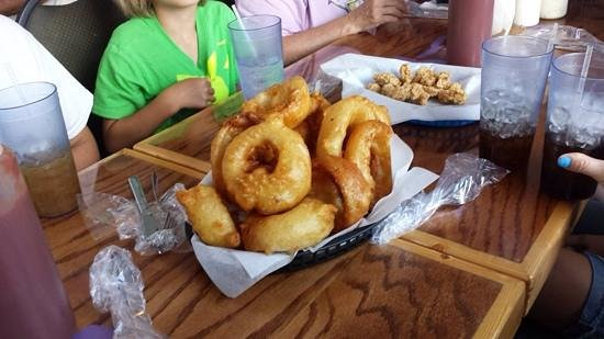 Dockside Dave's : Best Onion Rings Around!