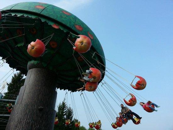 Nigloland : apple flight