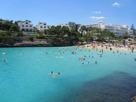 Inturotel Sa Marina: Strand Cala Gran