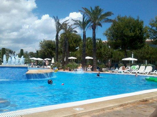 Inturotel Sa Marina: Zwembad