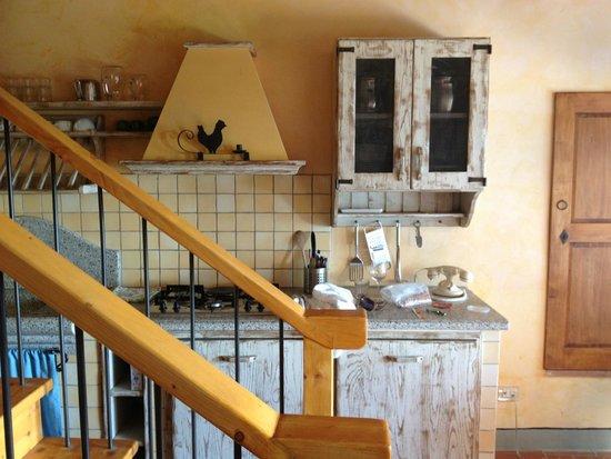 Rifugium: Kitchen