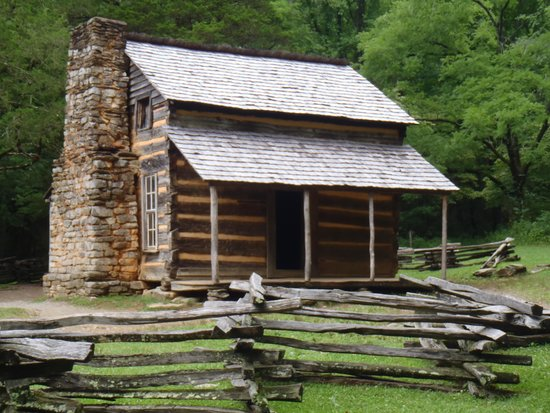 Cades Cove Visitor Center : John Oliver Place | take 2