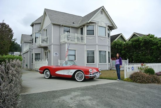 Pacific Victorian Bed and Breakfast: A beuatiful beachside Inn