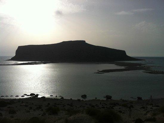 Balos Beach and Lagoon : Balos