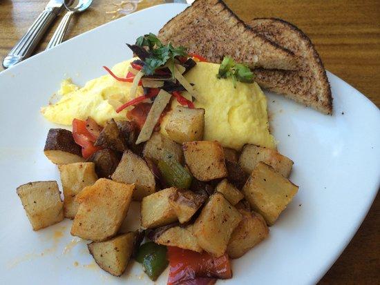 Hula Grill Waikiki : Wonderful Omelett!