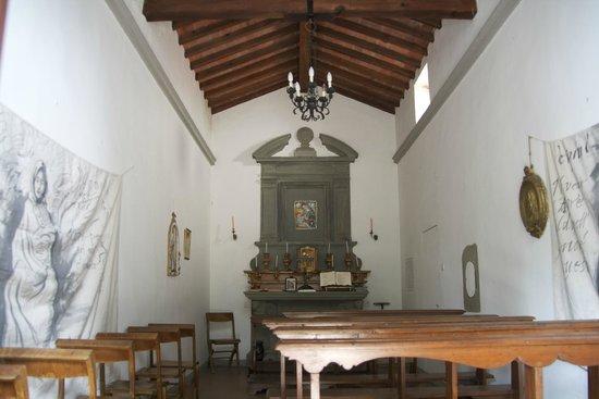 Villa Talente: Chapel