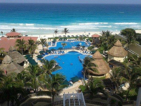 GR Solaris Cancun: Ocean view
