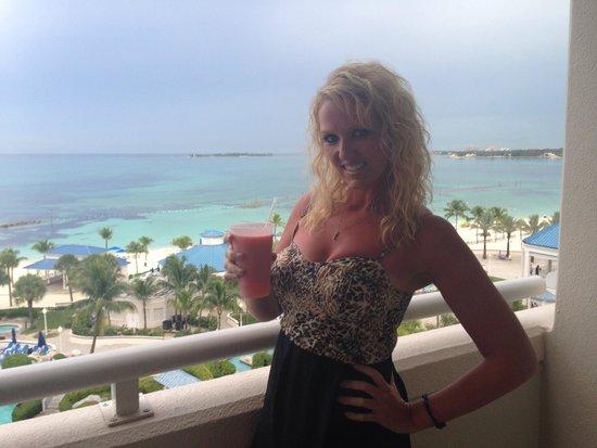Melia Nassau Beach - All Inclusive: Room view 958