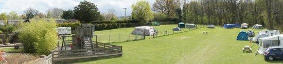 Wadhurst, UK: Cedar Gables Campsite