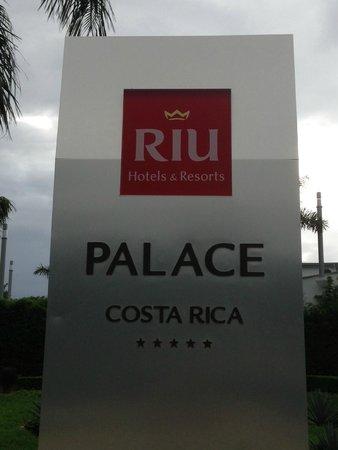 Hotel Riu Palace Costa Rica: Riu Palace