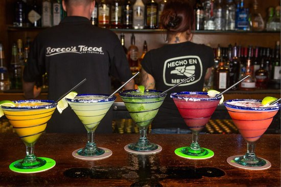 Rocco's Tacos and Tequila Bar: Signature Margaritas