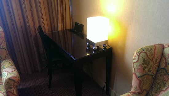 Mercure Bordeaux Chateau Chartrons Hotel: bureau