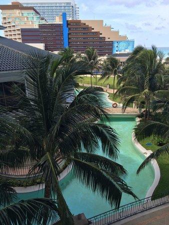 JW Marriott Cancun Resort & Spa: JW Marriott scuba diving pool