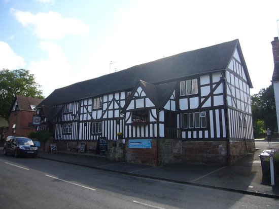 The Talbot Inn: The Talbot Chaddersley Corbett