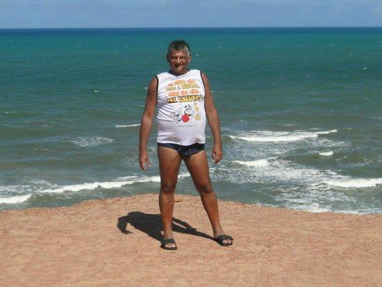 Pipa Beach: chapadão