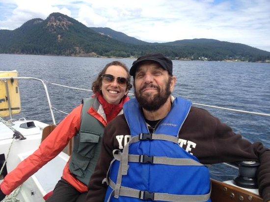 Orcas Island Sailing