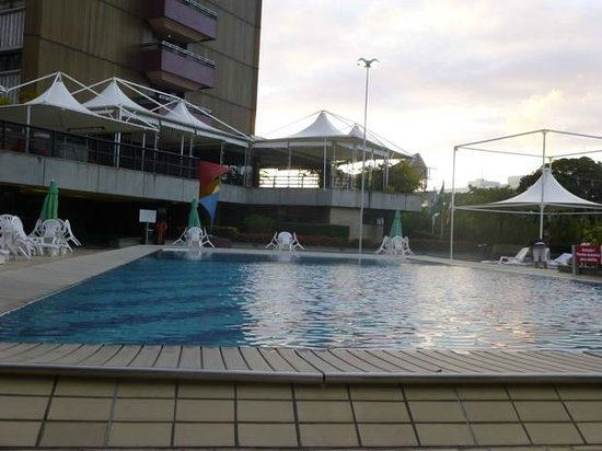 Fiesta Bahia Hotel : Fiesta Hotel Salvador pool