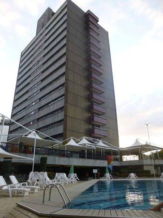 Fiesta Bahia Hotel : Fiesta Hotel Salvador