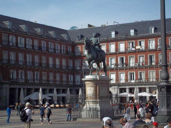 Hotel Madrisol : Muy cerca del hotel la Plaza Mayor
