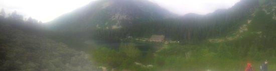 Horsky Hotel Popradske Pleso: View at the hotel